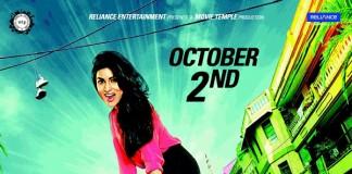 Besharam Poster feat. Ranbir Kapoor and Pallavi