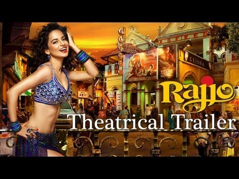 Theatrical Trailer Rajjo: Witness Kangana as a Nautch Girl