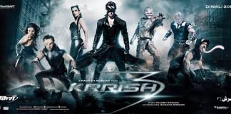Krrish 3 Mutant Poster