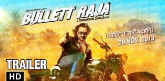 Bullett Raja Trailer Poster