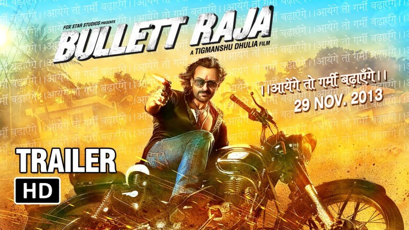 Bullet Raja Theatrical Trailer : Saif Turns Gangster