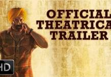 Singh Saab The Great Trailer
