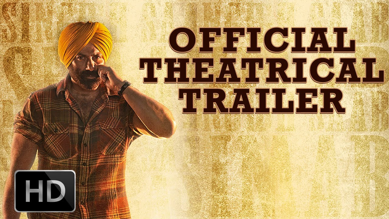 Theatrical Trailer Singh Saab The Great: Sunny Deol Is Back With A Punch