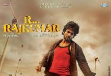 R... rajkumar Poster feat. Shahid kapoor