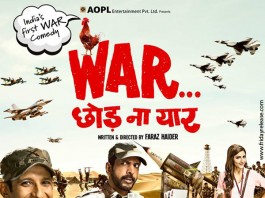 War Chhod Na Yaar second poster