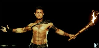 Aamir in Malang Song - Dhoom 3