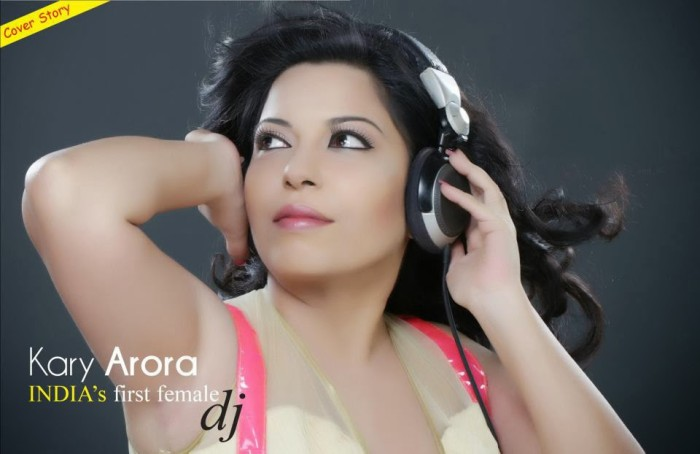 In Conversation with India's first female DJ Kary Arora