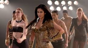 Katrina in Dhoom Machale Title Song