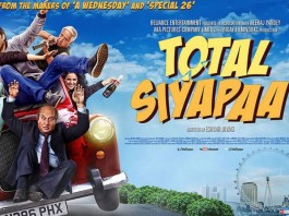 Total Siyapaa Second Poster
