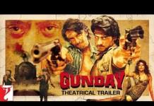 Gunday Teaser Trailer