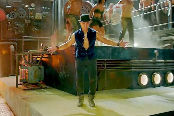 Aamir in Dhoom Tap Song Teaser