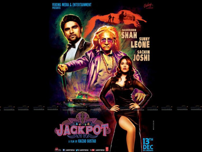 Jackpot Trailer (Theatrical) : Sizzling Sunny Leone Is Back