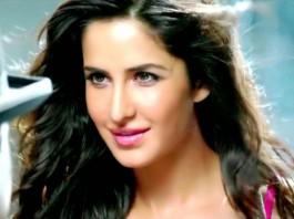 Katrina in Dhoom 3 Kamli Song