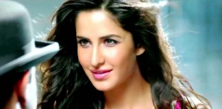 Katrina in Dhoom 3 Kamli Song