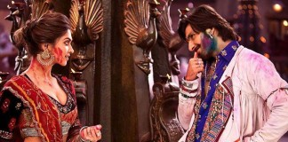 Ranveer and Deepika in Ram Leela