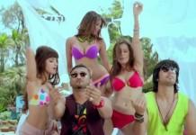 Sunny Sunny Lyrics Video Song - Yo Yo Honey Singh
