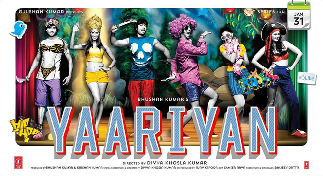Yaariyan Movie Review – Youthful Delight damped by bad execution : Movie Reviews