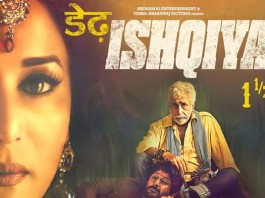 Dedh Ishqiya Movie Poster