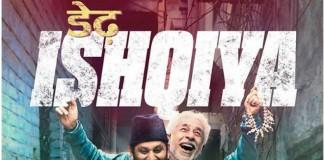 Dedh Ishqiya movie posters