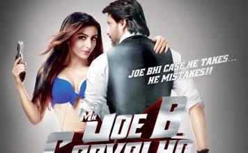 Mr. Joe B Carvalho poster