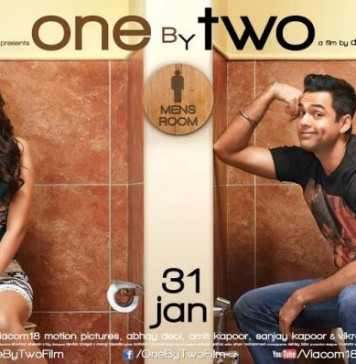 One by Two Movie Poster