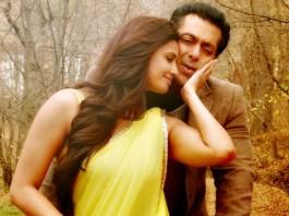 Salman and Daisy Shah in Jai Ho