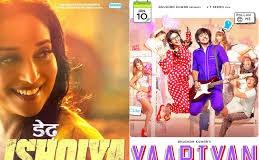 dedh ishqiya vs yaariyan this week on Box Office