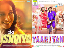 dedh ishqiya vs yaariyan this week on Box Office