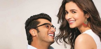 Arjun and Alia in 2 states movie