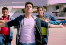 Akhan Vich Video Song - O Teri