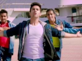 Akhan Vich Video Song - O Teri