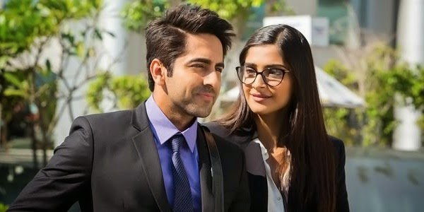 Bewakoofiyaan Ayushman Sonam Second Week Collections