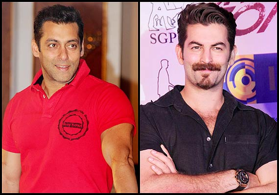 Salman and Neil Nitin Mukesh