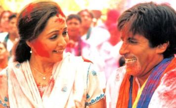 Top 10 Holi songs of Bollywood - Holi Khele Raghuveera