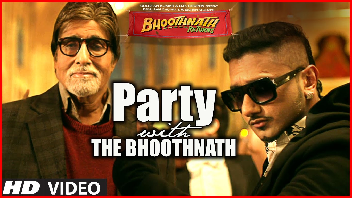 Party With Bhoothnath Video Song – Bhoothnath Returns | Official Full HD Movie Video Songs