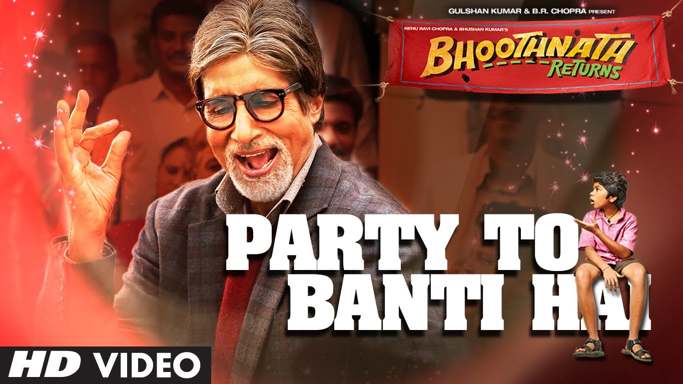 Party Toh Banti Hai Video Song – Bhoothnath Returns | Official Full HD Movie Video Songs