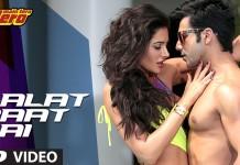 Galat Baat Hai Video Song from Main Tera Hero