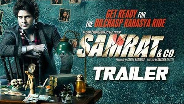 Samrat and Co. Poster