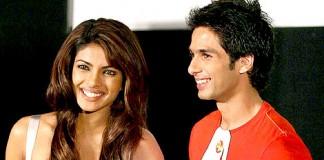 Shahid and Priyanka
