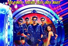 Shahrukh Khan's Upcoming Movies - Happy New year