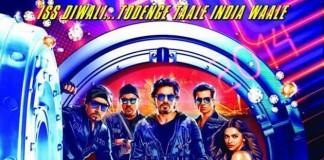 Shahrukh Khan's Upcoming Movies - Happy New year