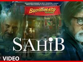 Sahib Video Song - Bhoothnath Returns