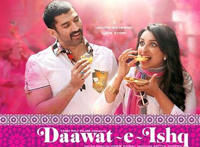 Daawat-e-Ishq Movie Review : Celebrating the feast of love