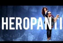 Heropanti Movie Poster feat tiger shroff and kriti sanon