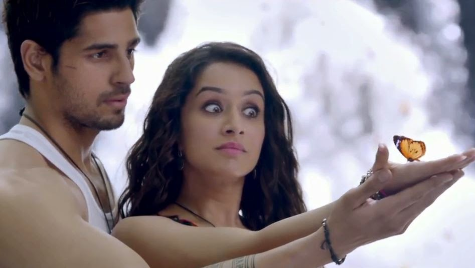 Shraddha and Siddharth Ek Villian