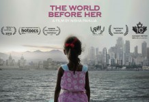 The World Before Her Poster