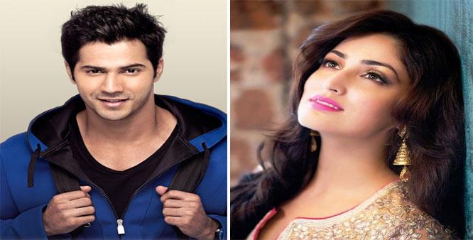 Varun Dhawan to romance Yami Gautam in Sriram Raghavan's next