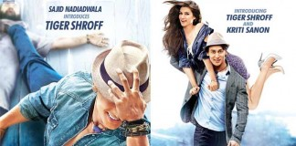 Heropanti Movie Poster