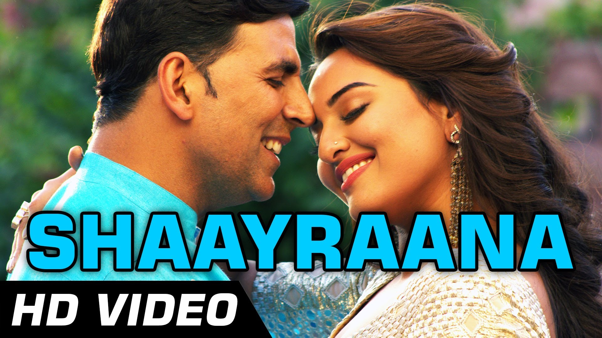 Shaayraana Video Song – Holiday | Official Full HD Movie Video Songs