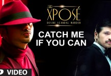 Catch Me If you can video song - The Xpose